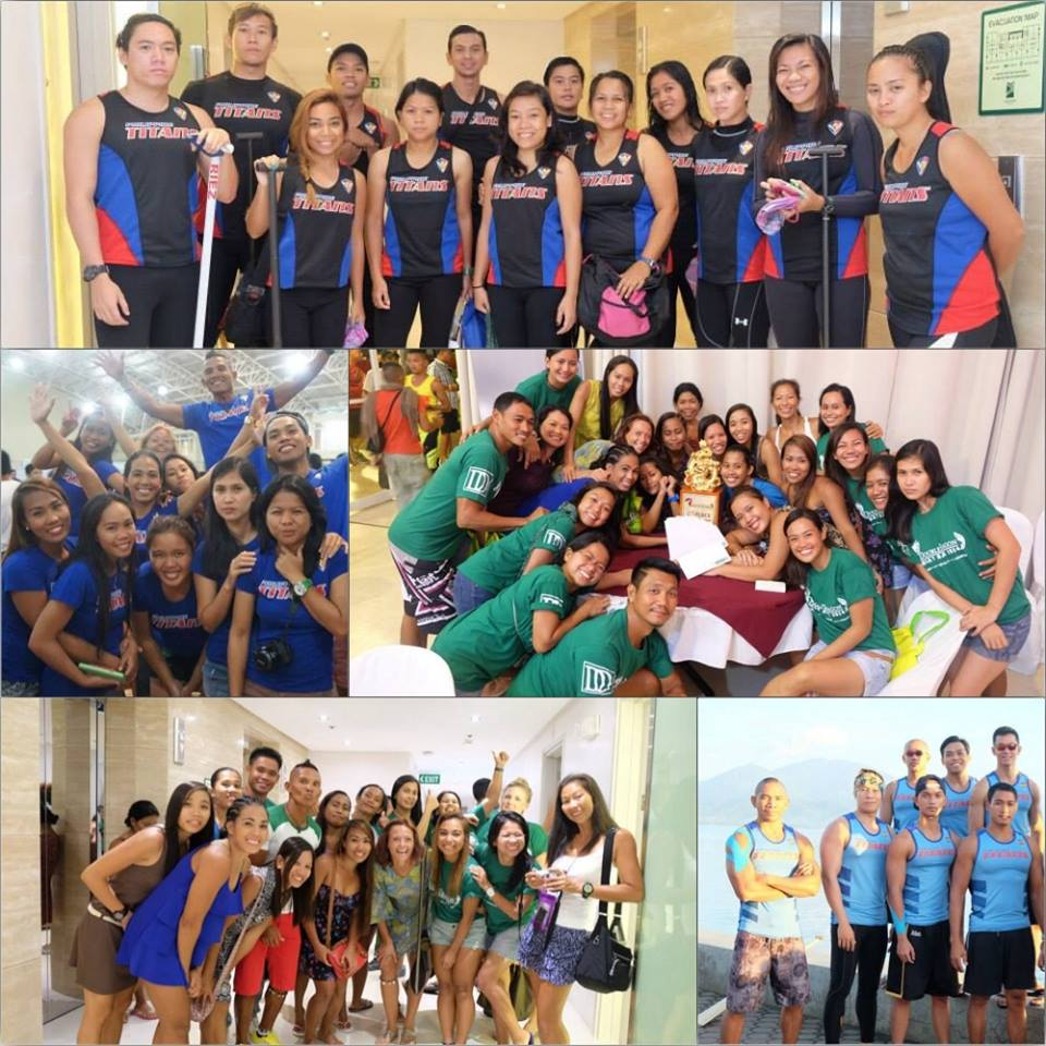 Philippine-Titans-Dragon-Boat-Team